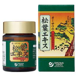 【送料無料】オーサワの松葉エキス(60g)【オーサワジャパン】