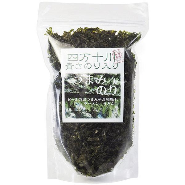 ☆海苔 ノリ 海草 全国一律送料無料 海藻 18g 加用物産 四万十川青さのり入り 購買 つまみのり