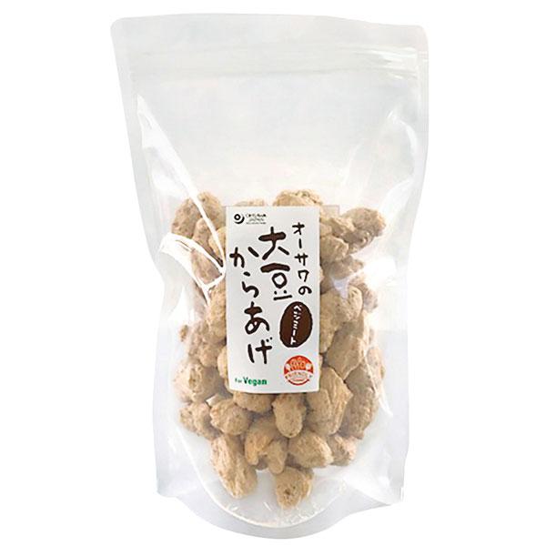☆大豆カラアゲ 大豆唐揚げ 大豆から揚げ 寿草 150g 新作通販 ベジミート 予約 オーサワの大豆からあげ オーサワジャパン