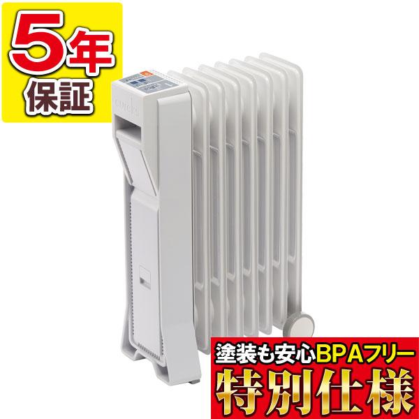 【送料無料】ユーレックス オイルヒーター LF8BS(IW)特別仕様 最大6畳用【5年保証】【eureks】