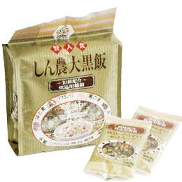 10种配合shin農大黒飯(*12袋360g(30g的))