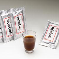 【送料無料】元気茶(100ml×30パック)【エヌアンドピー】