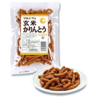 ☆ 玄米かりんとう(100g)【ツルシマ】