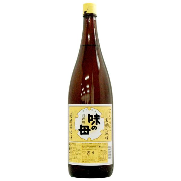 発酵調味料 あじの母 味のはは !超美品再入荷品質至上! みりん風 味醂風 日本メーカー新品 味りん風 味の一 味の母 1.8L 醗酵調味料