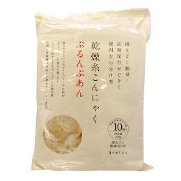 全国一律送料無料 ぷるんぷあん 乾燥糸こんにゃく 乾燥しらたき 10個入 250g トレテス 超激安特価