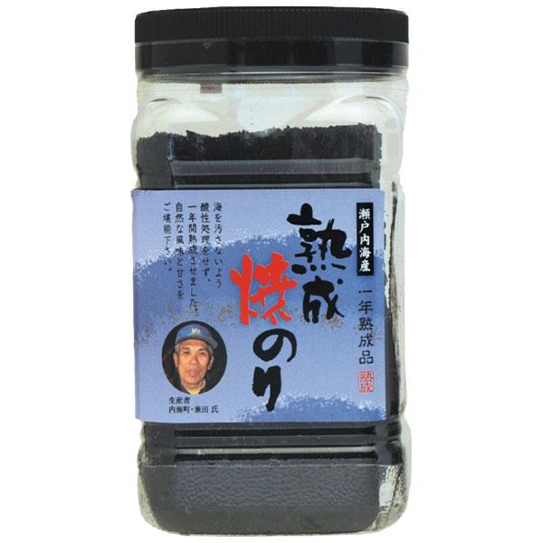高価値 ☆ 兼田さんの無酸処理 熟成焼のり 全型7枚8切56枚 116g 正規逆輸入品 前田海苔