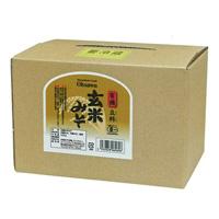 ☆ 有機立科玄米みそ(3.6kg)【大容量商品】【オーサワジャパン】