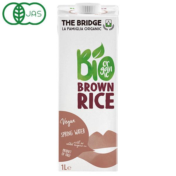 【1月新商品】ブラウンライスドリンク(ブリッジ)(1000ml)【ミトク】