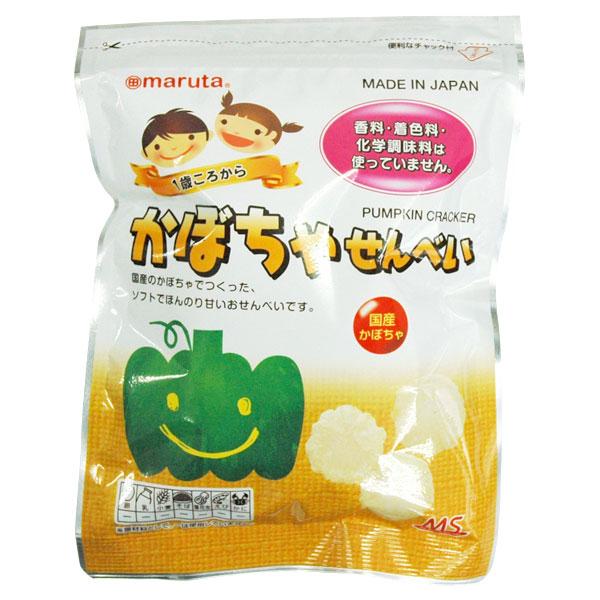 Pumpkin rice crackers 30 g