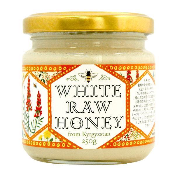 Kyrgyzstan white honey (250 g)