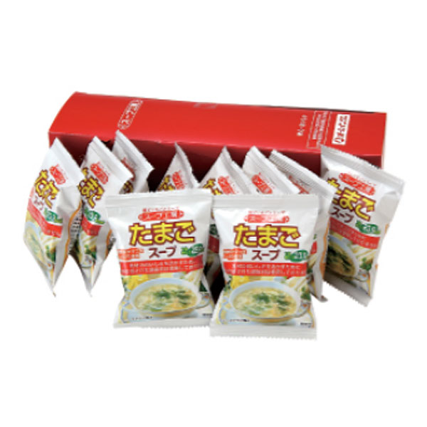 ☆ たまごスープ 1食分 10食セット 世界の人気ブランド 蔵 オールインワン