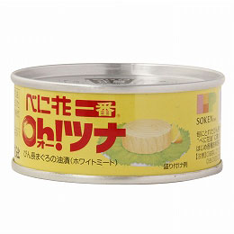 オー tuna (can) of the べに flower first (90 g)