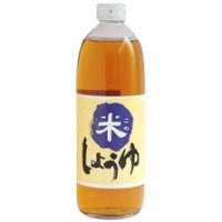 ☆ セールSALE%OFF 米しょうゆ 500ml 期間限定 大高醤油