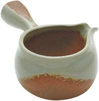 セール特別価格 美味しいお茶にこだわるなら 淹れる茶器も自分好みを使いたい 湯冷まし 一心 420ml茶器 湯さまし ゆさまし 日本茶 和食器 お茶用品 家庭用 茶道具 陶器 買収