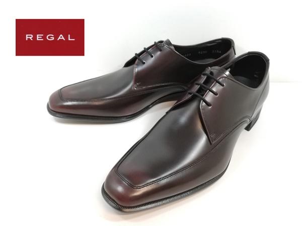 リーガル REGAL 靴 727R AL-440 ワイン Uチップ 【メンズ】