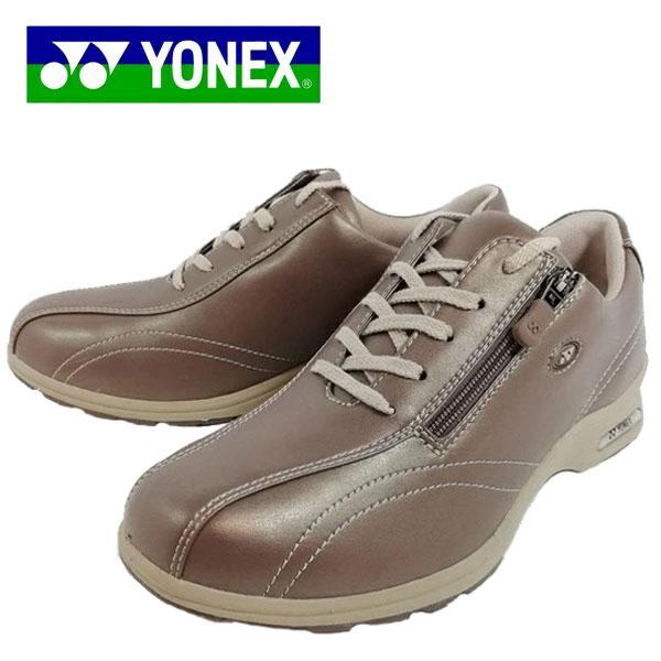 ヨネックス 70%OFFアウトレット 靴 ウォーキングシューズ LC30W パールローズ ピンク 087 4.5E 訳あり品送料無料 レディース