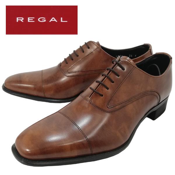 リーガル REGAL 725R 725RAL メンズ ビジネスシューズ 靴 ストレートチップ 細めスタイル フォーマル ロングノーズ 【メンズ】