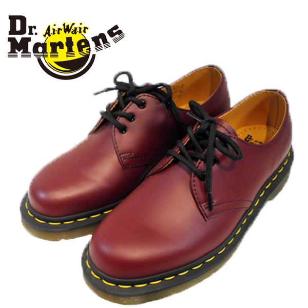 Dr.Martens ドクターマーチン 85600-440 CORE 1461 CHERRY RED SMOOTH 10085600 3ホールシューズ 【レディース】