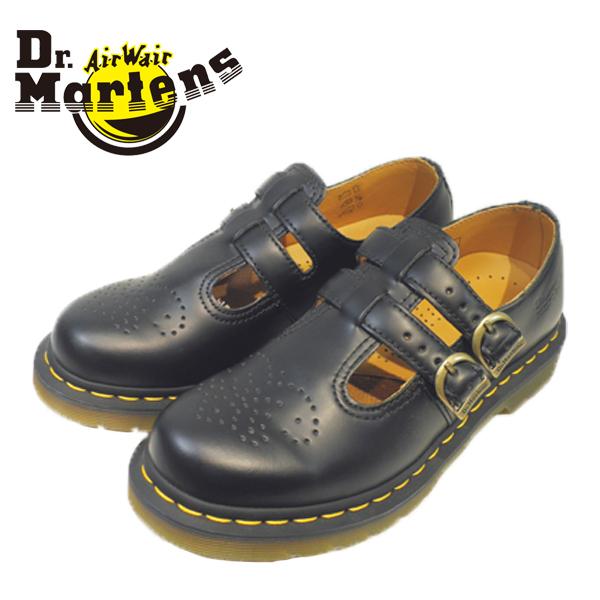 Dr.Martens ドクターマーチン 916001-100 CORE 8065 MARY JANE メリージェーン BLACK SMOOTH 12916001 【レディース】