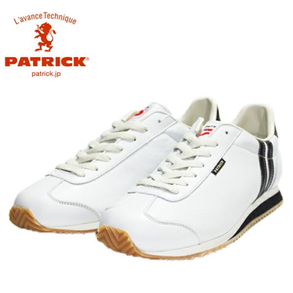 PATRICK パトリック 17510 NEVADA WHT 【メンズ】