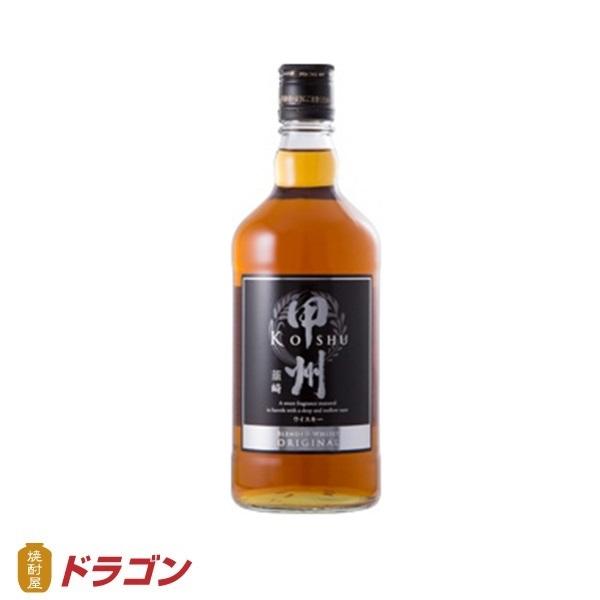 甲州 韮崎 (にらさき) オリジナル 37度 700ml×12本1ケース ウイスキー 富永貿易※2ケースまで1個分の送料です