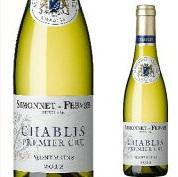 シモネ フェブル シャブリ プルミエ クリュ モンマン ラトゥール ラッピング無料 アサヒ ルイ 375ml 白ワイン フランス 25%OFF