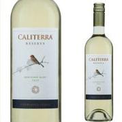 カリテラ・レセルヴァ・ソーヴィニヨン・ブラン 白ワイン 750ml×12本【チリ】【アサヒ】