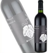 ラフィーユ 樽ベーリーA赤ワイン 750ml x12本【日本】国産ワイン【まるき葡萄酒】