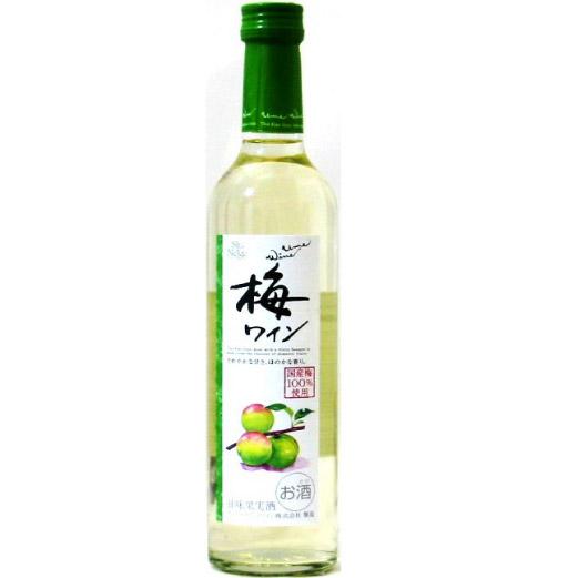 サントネージュ 梅ワイン 720ML×12本【日本】国産ワイン【アサヒ】 白ワイン
