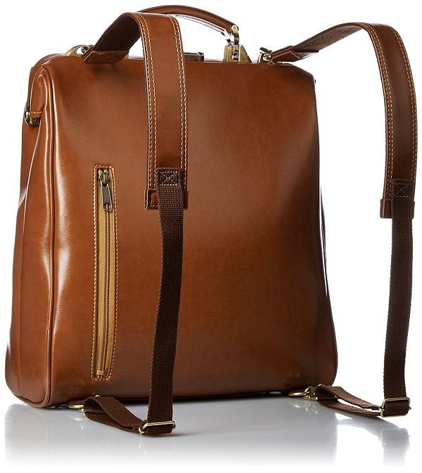 ビジネスリュックバッグ 日本製 3way キャメル 送料無料ダレスバッグがもつレトロかつクラシックな風合いを現代的にアレンジをしスマートフォンなどハンズフリーのスタイルなリュック型