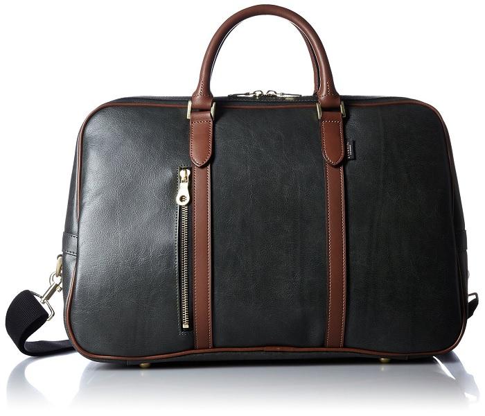 ボストンバッグ 送料無料【EVERWIN】日本製 兵庫県豊岡市製 ビジネストラベルボストンバッグ