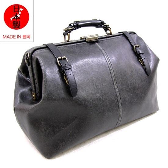 ダレスバッグ ボストンバッグ 鞄の聖地兵庫県豊岡市製 日本製トラベルバッグ本革付属 送料無料