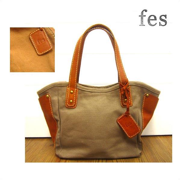 トートバッグ 送料無料 fesシリーズ キャンバス×カウレザーコンビトートバッグかご バッグ型 本革 カゴ バッグ型