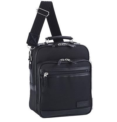 ショルダーバッグ メンズ 斜めがけ 肩掛け A5 2way かっこいい おしゃれ ビジネスバッグ ショルダーバック 通勤バッグ 40代 50代 日本製 豊岡製鞄 軽量 ナイロン 黒 ブラック