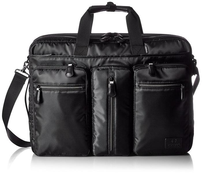 ビジネスバッグ メンズ 送料無料【McGREGOR】A3サイズ対応強撥水加工高機能ビジネスバッグ