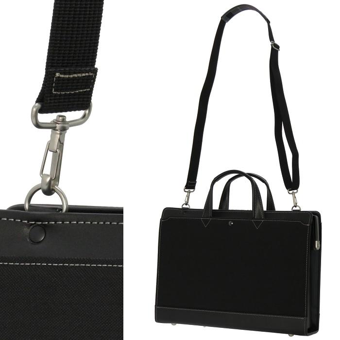 ショルダーバッグ メンズ 送料無料【kiwada】鞄の聖地兵庫県豊岡市製 日本製 2本手ダレスビジネスバッグ