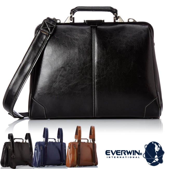ブランド 日本製 3way EVERWIN エバウィン 送料無料ダレスバッグがもつレトロかつクラシックな風合いを現代的にアレンジをしスマートフォンなどハンズフリーのスタイルなリュック型