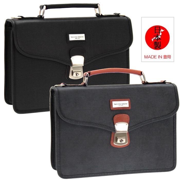 ビジネスバッグ メンズ 送料無料【kiwada】鞄の聖地兵庫県豊岡市製 日本製 ヴァレンチノ・サバティーニ クラッチビジネス兼用バッグ30cm