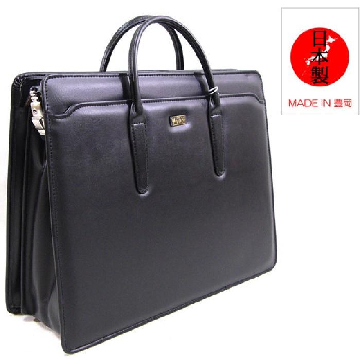 ビジネスバッグ メンズ 送料無料【kiwada】鞄の聖地兵庫県豊岡市製 日本製 ローレル両アオリビジネスブリーフバッグ