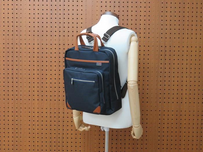 リュックサック メンズ 送料無料【kiwada】鞄の聖地兵庫県豊岡市製 日本製 ビートテックス(強力ナイロン糸)使用3WAYバッグ