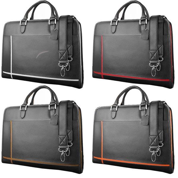 6015c79194cd ビジネスバッグ 送料無料 本革 ホワイトスタイリッシュ&実用性を追求した大人鞄