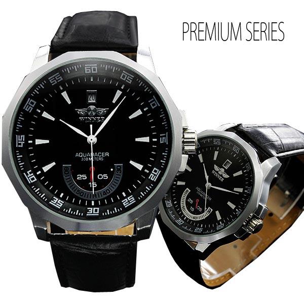 【メール便無料】 メンズ腕時計 送料無料ビッグフェイス自動巻き腕時計【保証書付】, ユニフォームネット:9efdd0b8 --- test.ips.pl