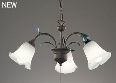 SH788LDL オーデリック引掛シーリング取付LED電球(Ra80電球色)8.5W3灯付