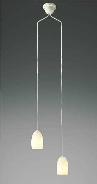 シャンデリア(電球色)AA36173Lコイズミ取付簡易型