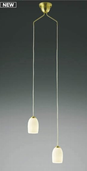 シャンデリア(電球色)AA38060Lコイズミ取付簡易型