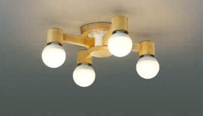 シャンデリア(電球色)AA42641Lコイズミ取付簡易型