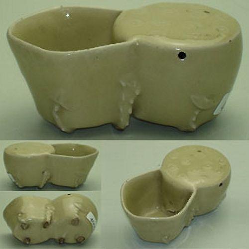 中国製 古陶器 水滴 (400964)
