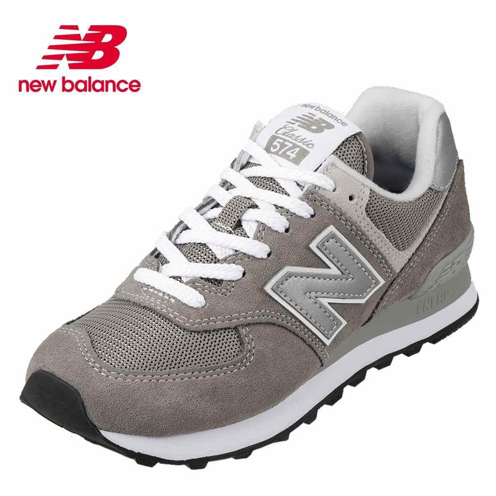 ニューバランス new balance スニーカー ML574EGGD メンズ靴 靴 シューズ D相当 ローカットスニーカー 本革 クッション性 フィット感 レトロ おしゃれ 大きいサイズ対応 28.0cm グレー