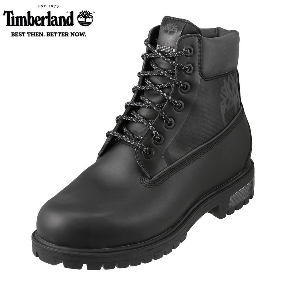 ティンバーランド Timberland ワーク TIMB A1NFP メンズ靴 靴 シューズ 3E相当 ショートブーツ 防水 Citytrekker シティトラッカー レザーブーツ レースアップ 大きいサイズ対応 28.0cm ブラック