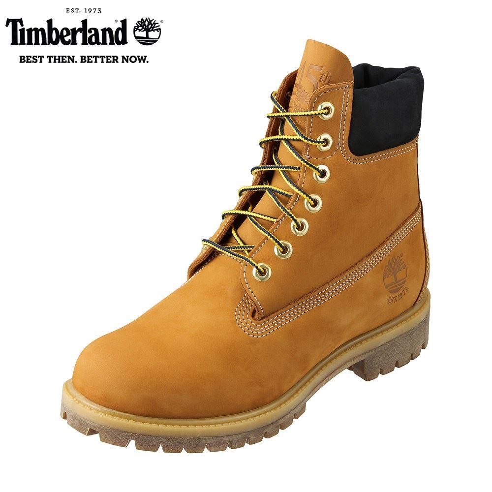ティンバーランド Timberland ワーク TIMB A1VXW メンズ靴 靴 シューズ 3E相当 アウトドアブーツ ショートブーツ 6inch Premium 人気 ブランド アメカジ 大きいサイズ対応 28.0cm イエロー